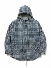 TROOPER SMOCK COTTON TWILL PLAID PRINT