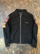'83 US NAVY SOUVENIR TOUR JACKET