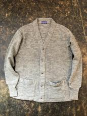 40-50'S travelo WOOL CARDIGAN