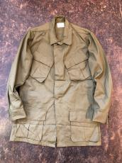 US ARMED FORCES JUNGLE FATIGUE SHIRT 5TH PATTERN