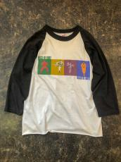 "'95 BEASTIE BOYS ""MICS OF FURY'"" RAGLAN TEE"