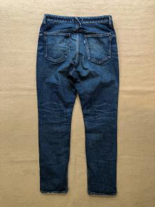 DWELLER 5P JEANS DROPPED FIT STRETCH VW 'DAN'