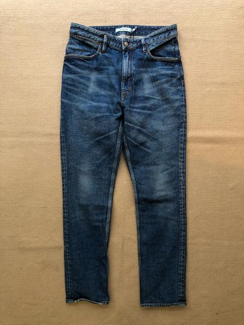 DWELLER 5P JEANS DROPPED FIT STRETCH VW 'JAMIE'