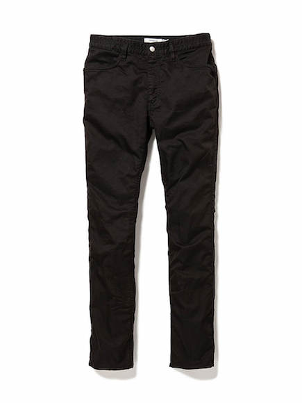 DWELLER 4P JEANS TAPERED FIT C/P TWILL STRETCH