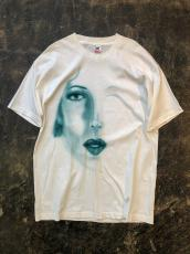 90'S AIR BRUSH T-SHIRT DEADSTOCK