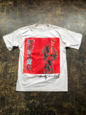 "NOS 90's Andy Warhol ""James Dean"" T-shirt"
