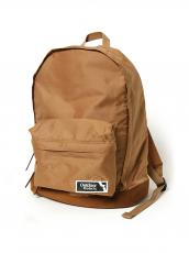 DWELLER BACKPACK NYLON OXFORD with ULTRASUEDE®