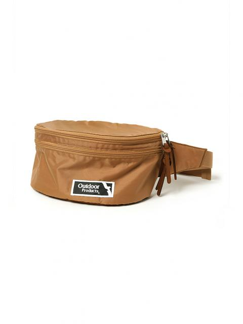 DWELLER WAIST BAG NYLON OXFORD with ULTRASUEDE®