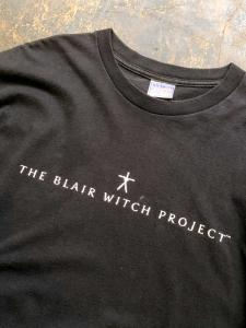 90-00'S BLAIR WITCH PROJECT T-SHIRT