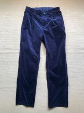 DWELLER EASY PANTS RELAXED FIT C/P CORD STRETCH