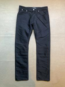 DWELLER 5P JEANS USUAL FIT COTTON MOLESKIN